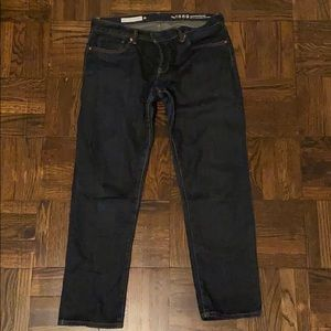 Gap Japanese Selvedge Jeans- size 28